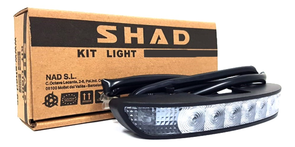 Shad Kit light Sh26/29/33/34/37/48/49/50