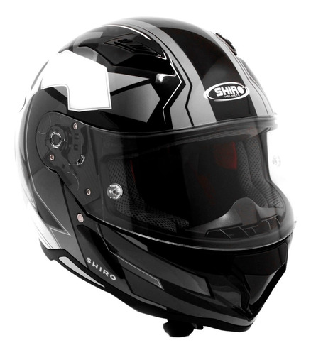 SHIRO Casco SH-890 Grafica